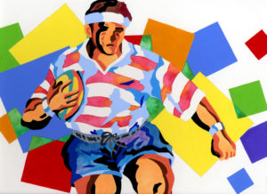Sport,Athlete,Player,Person,Man,Male athlete,Sportsman,Rugby,Rugby player,Ball game