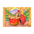 "Illustrations of ""Dog, Rest, Relax, Apple, Tree, Mountain"""