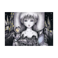 """Illustrations of """"Beautiful girl, Statue, Doll, Object, Android"""""""